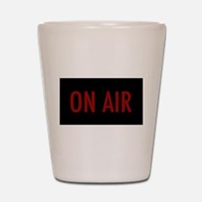 ON AIR Shot Glass
