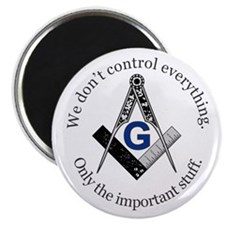 """We don't control everything 2.25"""" Magnet (10 pack)"""