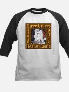Three Graces Golden Sepia Tee