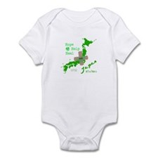 JAPAN RELIEF 2011 Infant Bodysuit