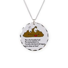 Cute Turd Necklace