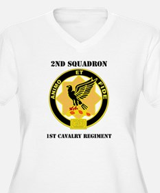 DUI - 2nd Sqdrn - 1st Cavalry Regt with Text Women