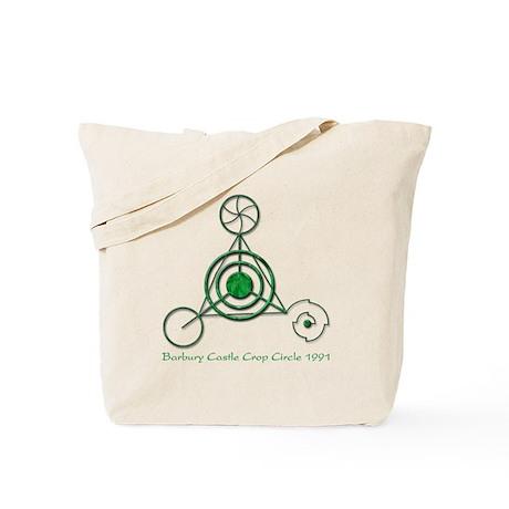 Tote Bag - Barbury Castle Crop Circle