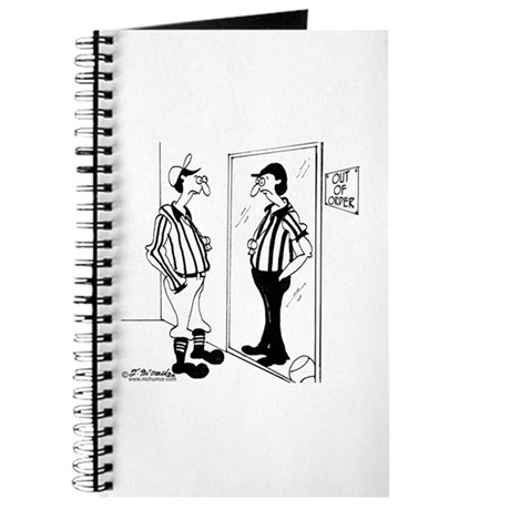 Mirror Is Out Of Order Journal