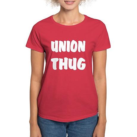 UNION THUG: Women's Dark T-Shirt