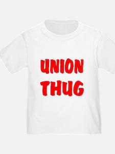 UNION THUG: T