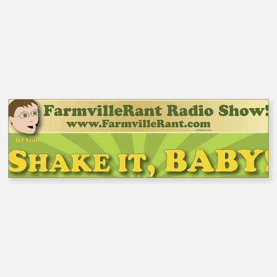 Shake It Sticker (Bumper)