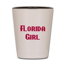 Florida Girl Shot Glass