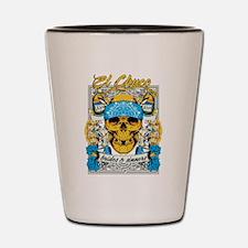 El Chuco Shot Glass
