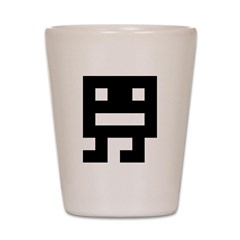 Video Game Monster 1 Shot Glass