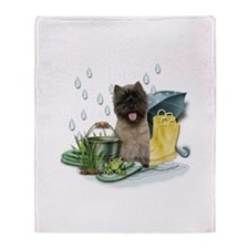 Cairn Terrier Throw Blanket