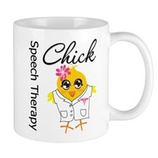 Speech Therapy Chick Mug