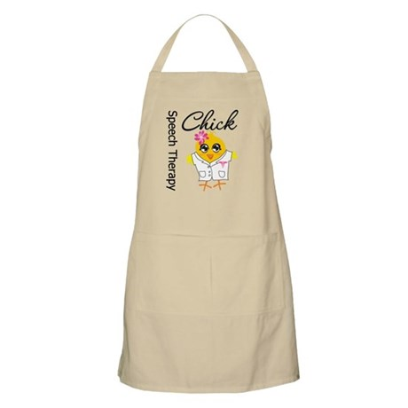 Speech Therapy Chick Apron