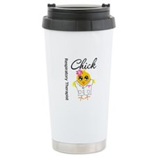 Respiratory Therapist Chick Travel Mug