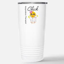 Respiratory Therapist Chick Travel Mug
