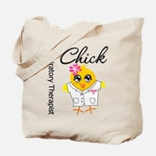 Respiratory Therapist Chick Tote Bag