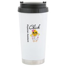 Physician Assistant Chick Travel Mug