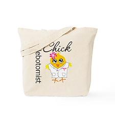 Phlebotomist Chick Tote Bag