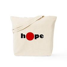 Hope Japan Black Tote Bag
