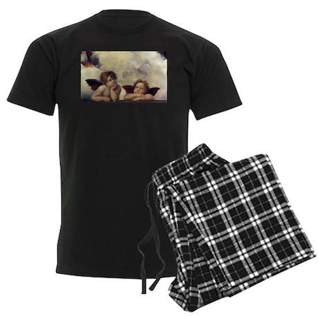 Raphael's Angels Men's Dark Pajamas