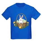 Easter Bunny Kids Dark T-Shirt Bunny Rabbit Shirt