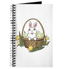 Easter Bunny Journal Notebook