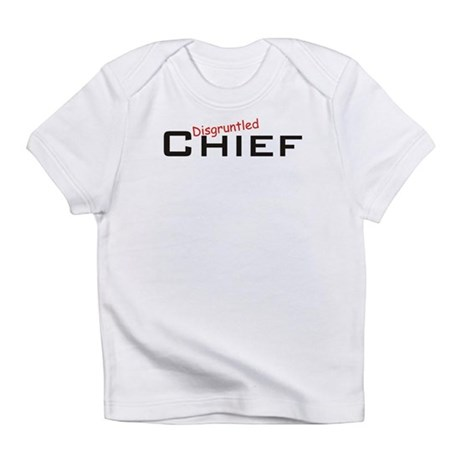 Disgruntled Chief Infant T-Shirt