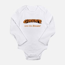 Grunt - LTD Long Sleeve Infant Bodysuit