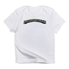 Infantryman Infant T-Shirt