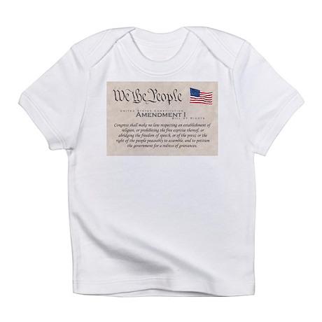 Amendment I Infant T-Shirt