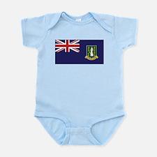 BVI Flag Infant Bodysuit