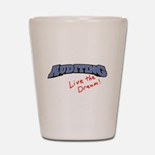 Auditing - LTD Shot Glass