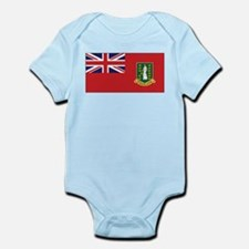 BVI Civil Ensign Infant Bodysuit