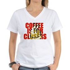 Coffee is for Closers Red Shirt
