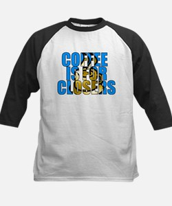 Coffee is for Closers Blue Tee