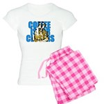 Coffee is for Closers Blue Women's Light Pajamas