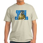 Coffee is for Closers Blue Light T-Shirt