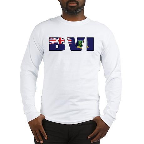 BVI Long Sleeve T-Shirt