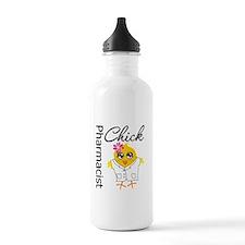 Pharmacist Chick Water Bottle