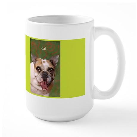 DeCaf or Caf? Large Mug