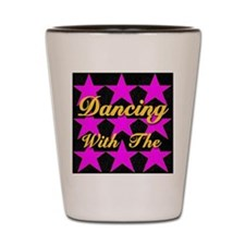 Dancing With The Stars Shot Glass