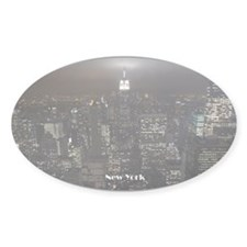 New York Souvenir Decal Empire State Decal