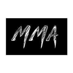 MMA Wall Decal