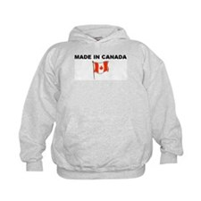 Cute Made in canada Hoodie