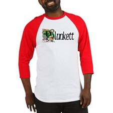 Plunkett Celtic Dragon Baseball Jersey