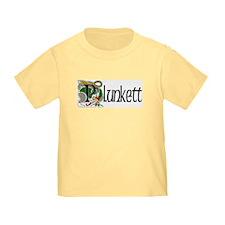 Plunkett Celtic Dragon T
