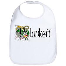 Plunkett Celtic Dragon Bib