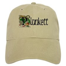 Plunkett Celtic Dragon Baseball Baseball Cap