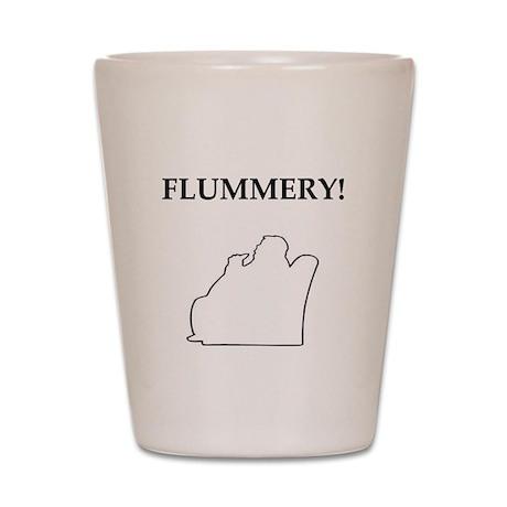 flummery Shot Glass