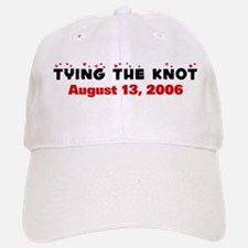 8/13/2006 Wedding Baseball Baseball Cap